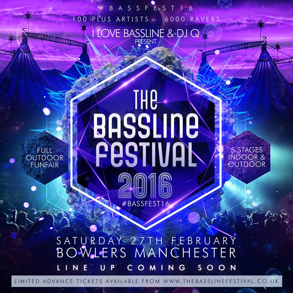 BASSLINE FESTIVAL